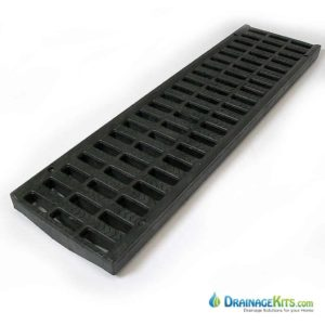NDS 816 Pro Series 5 grate - black