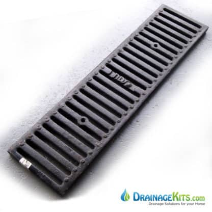 "Dura Slope 6"" cast iron grate"